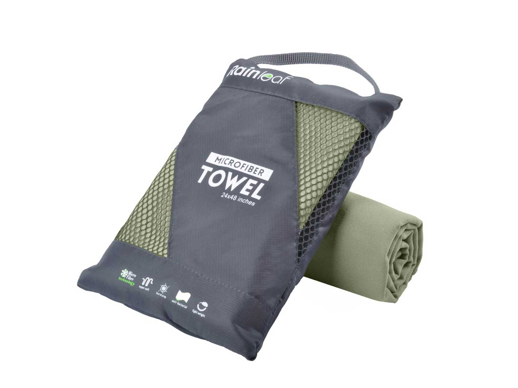 Rainleaf microfiber towel