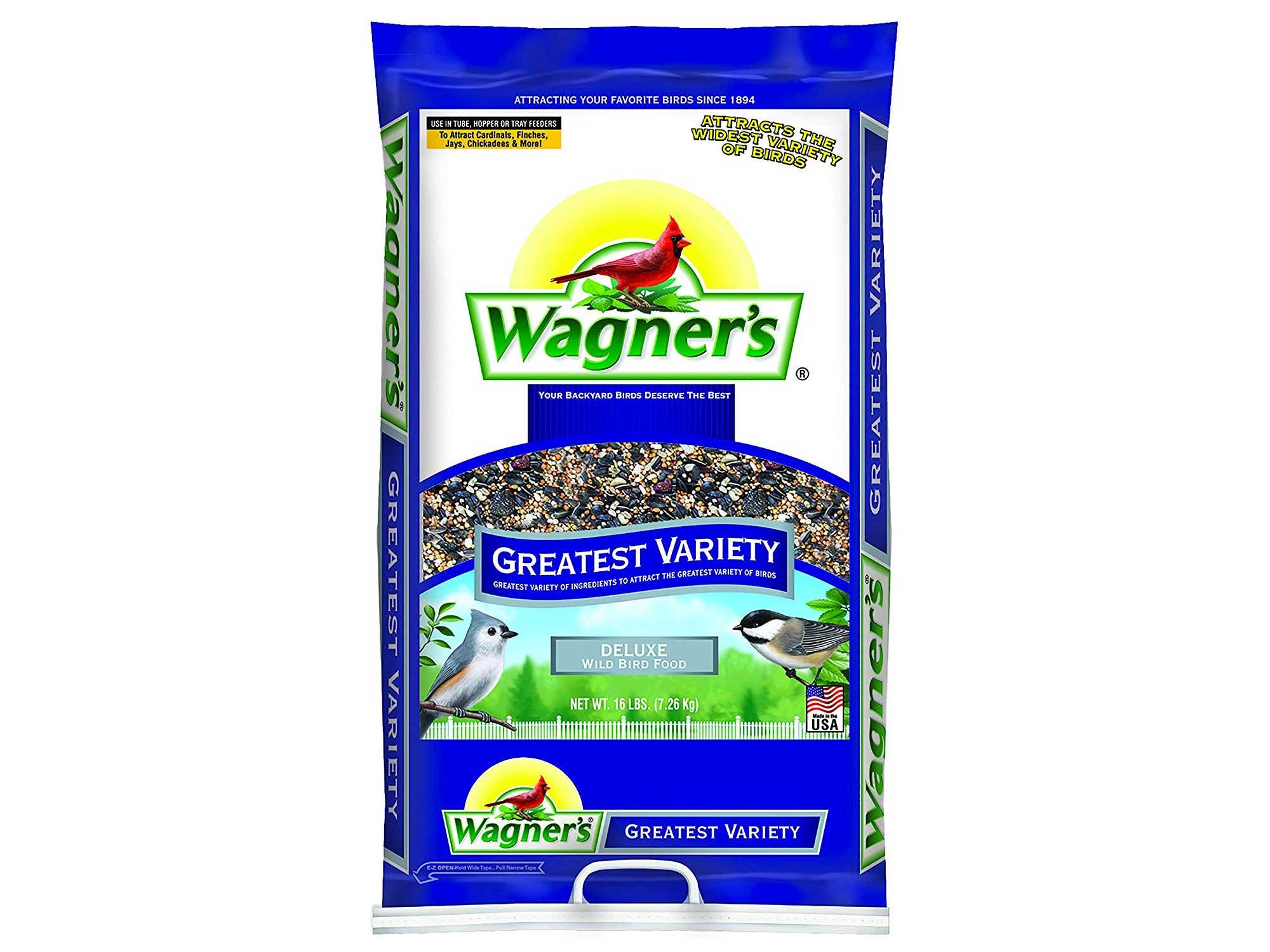 Wagners bird seed