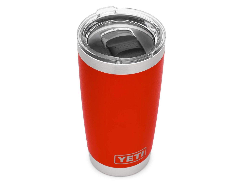 Red Yeti drink travel mug
