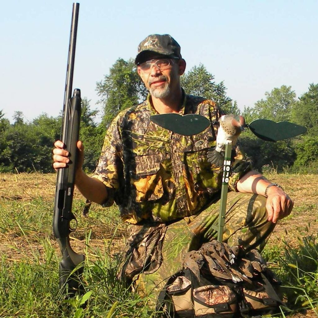 phil bourjaily hunting doves