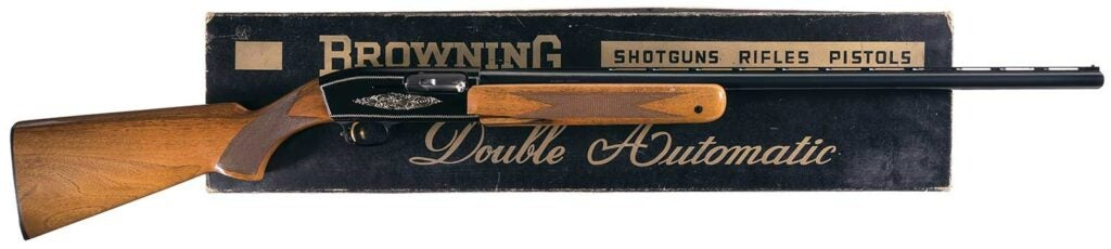 Browning Double Automatic