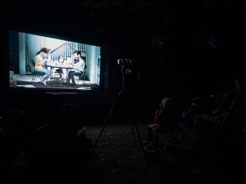Camp Chef Outdoor Big Screen
