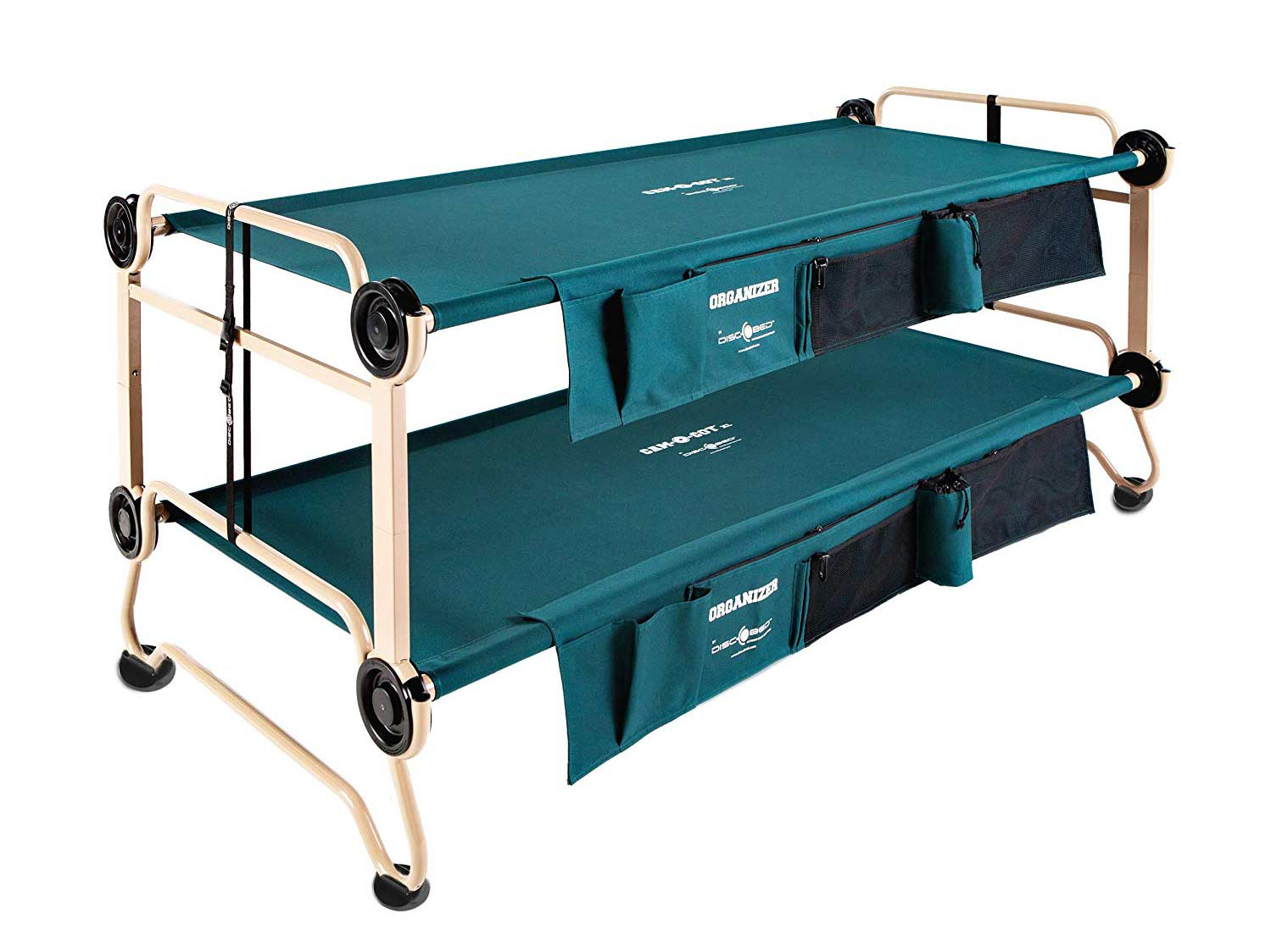 Disc-O-Bed XL bunkbed