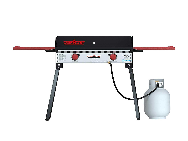 Camp Chef Pro60x Two-Burner Stove