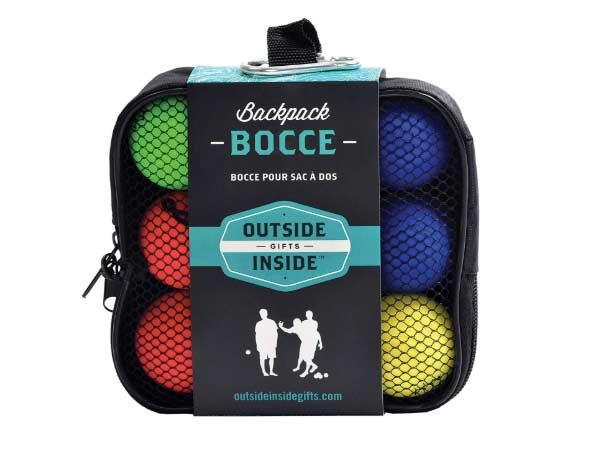 Outside Inside Bocce Ball