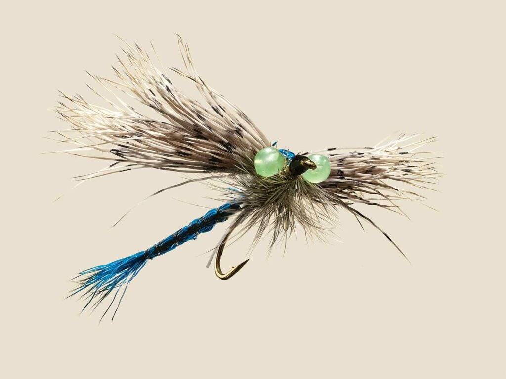 dragonfly fly fishing lure