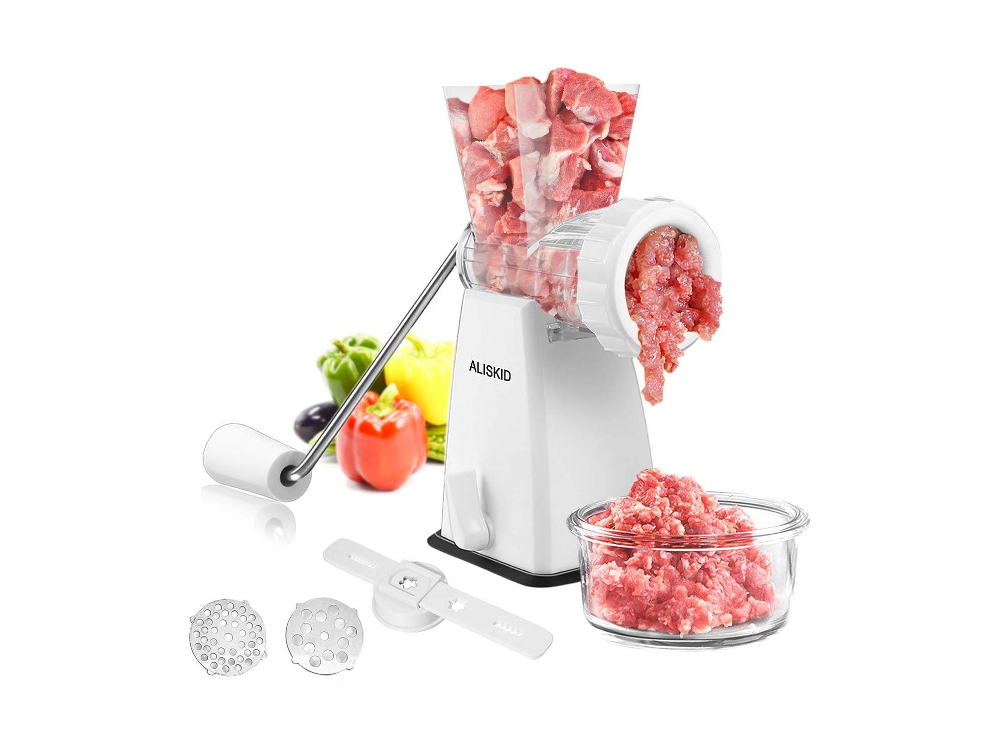 Aliskid meat grinder
