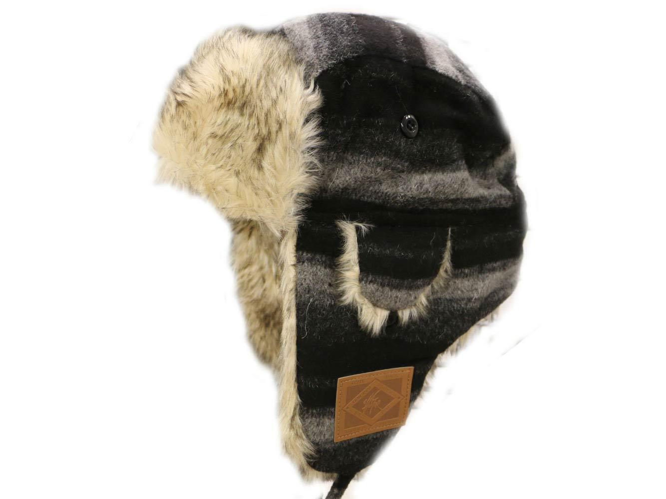City Hunter W300 Premium trapper hat
