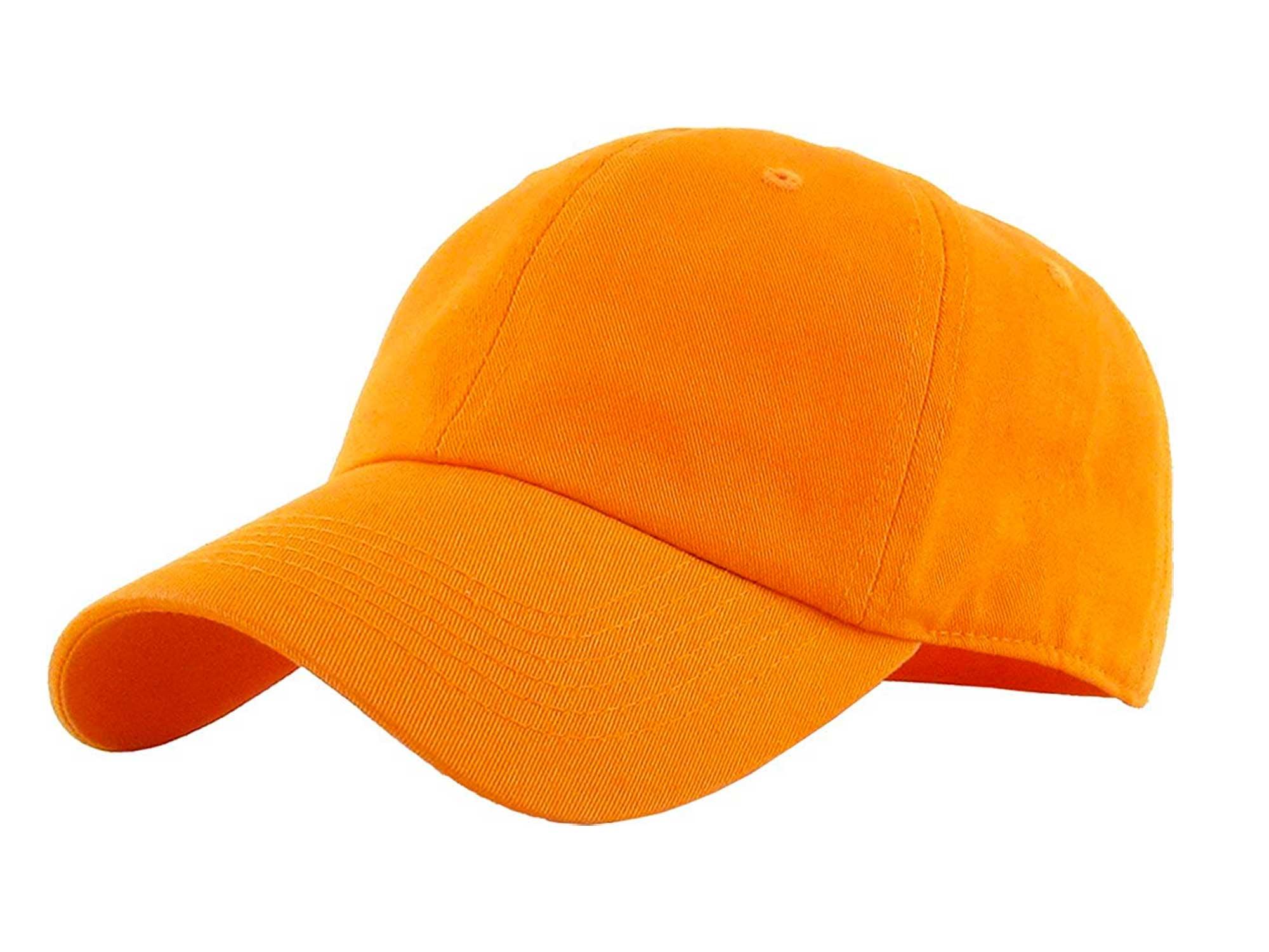 Kbethos orange hunting hat