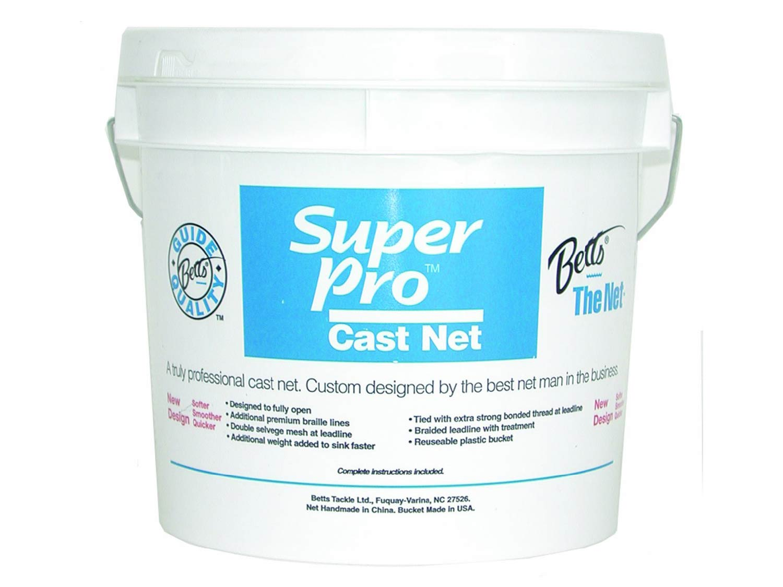 super pro cast net