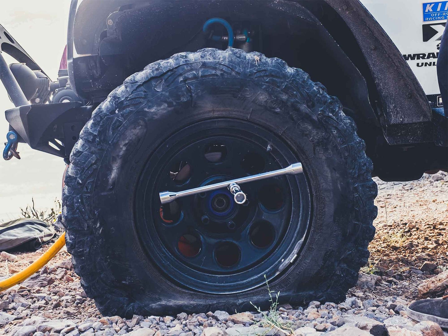 Three Things To Consider When Shopping For A Tire Repair Kit