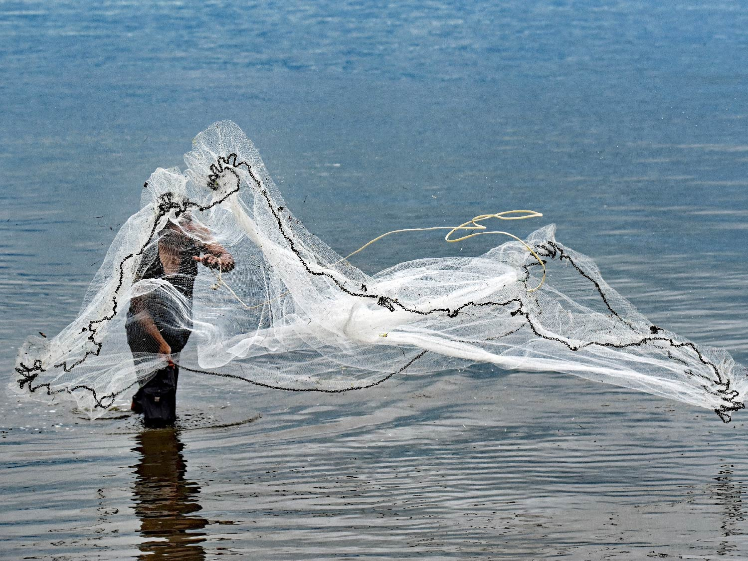 Three Things To Consider When Buying A Cast Net