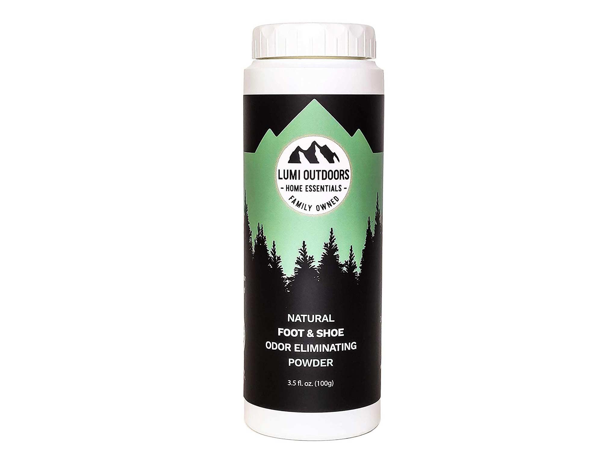 Lumi foot powder