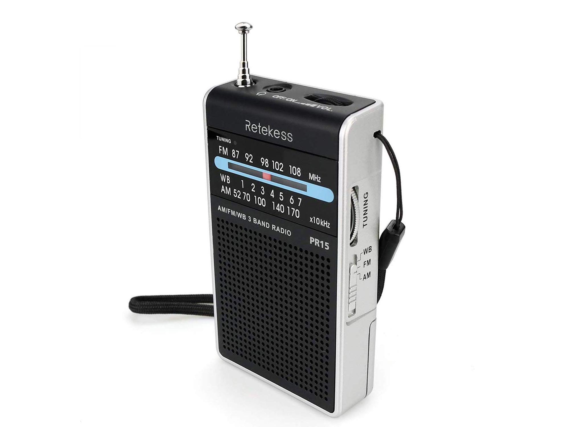 Retekess weather radio