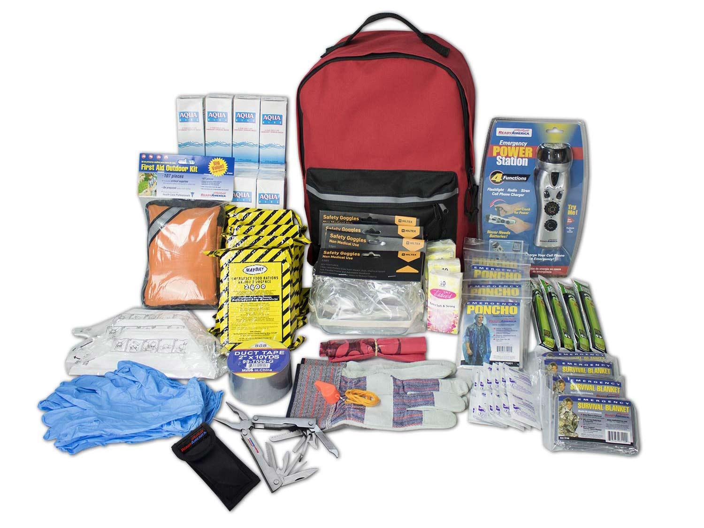 Ready America 70385 Deluxe Emergency Kit 4