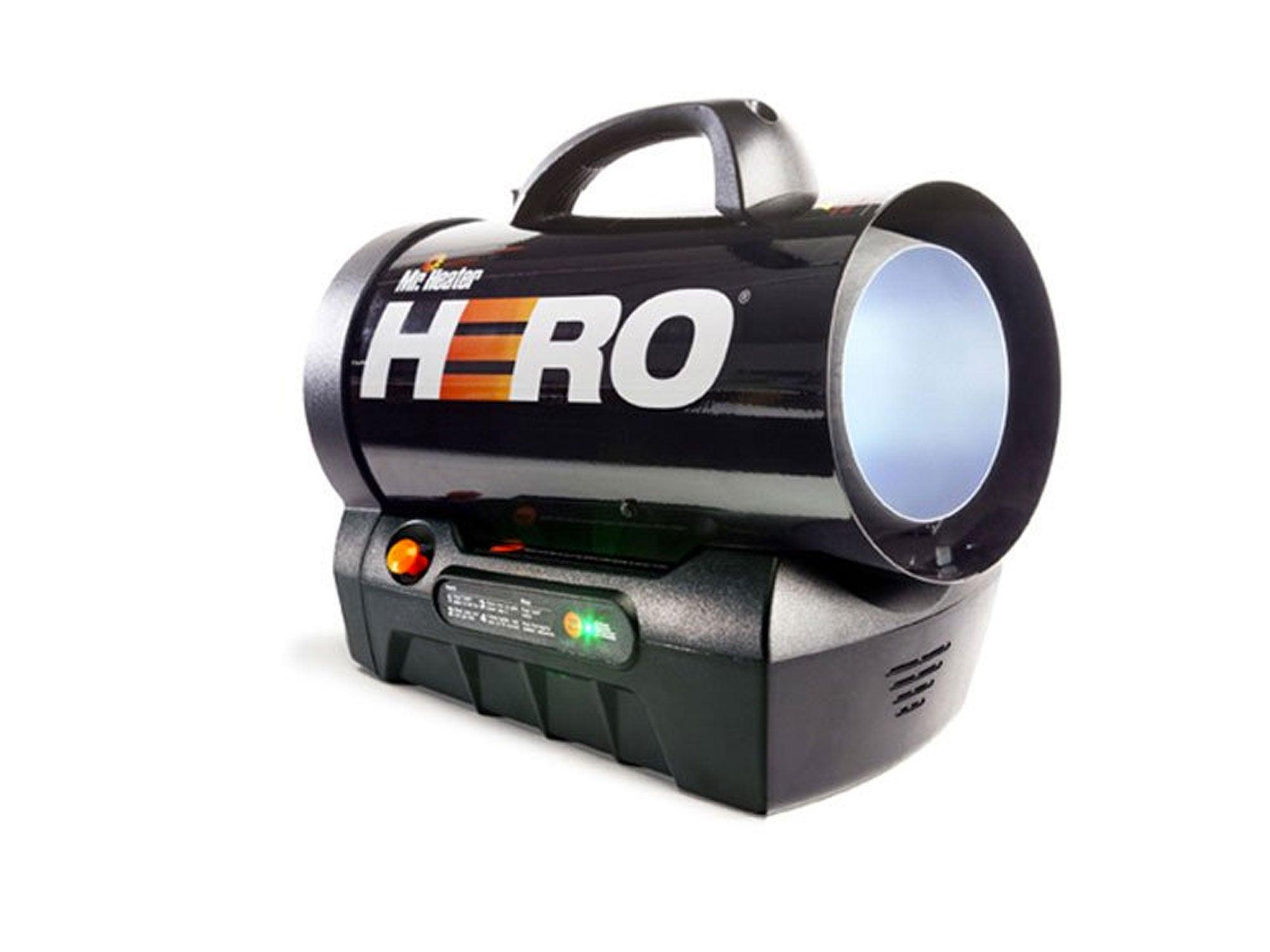 mr hero space heater