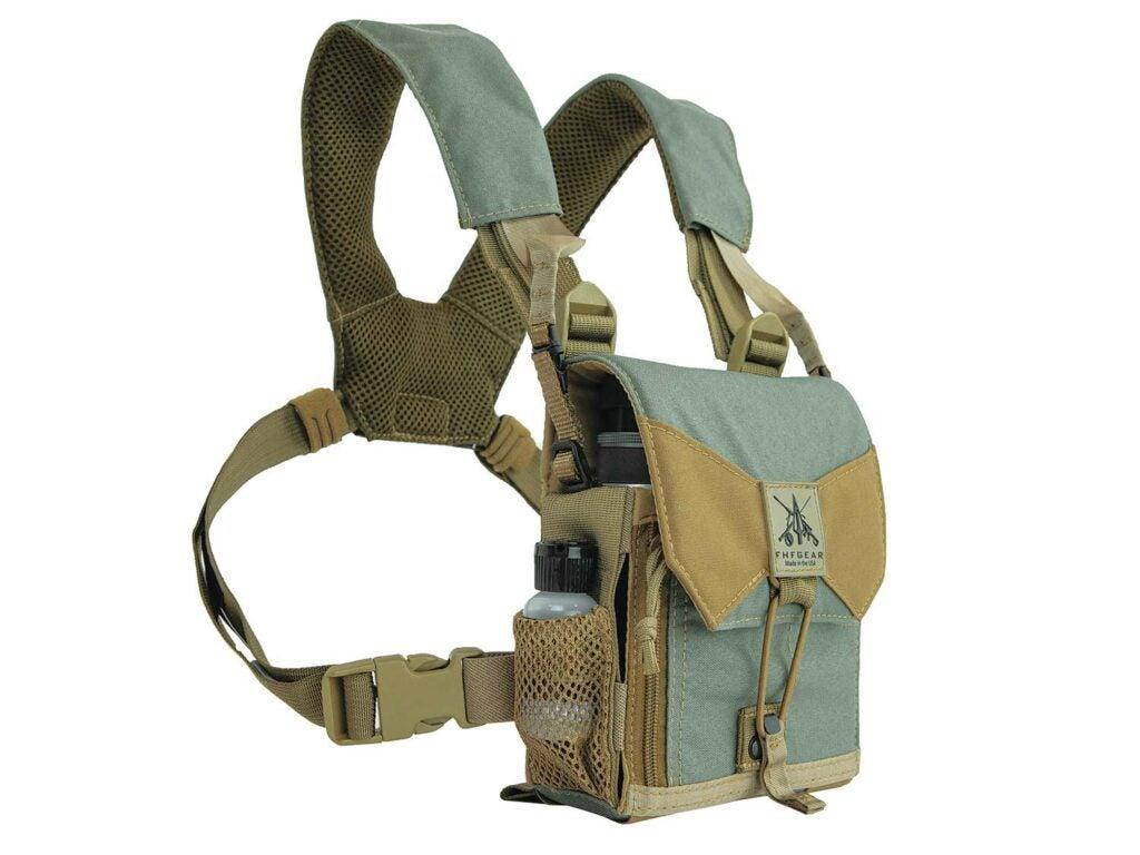 FHF Gear Bino Harness Pro-M