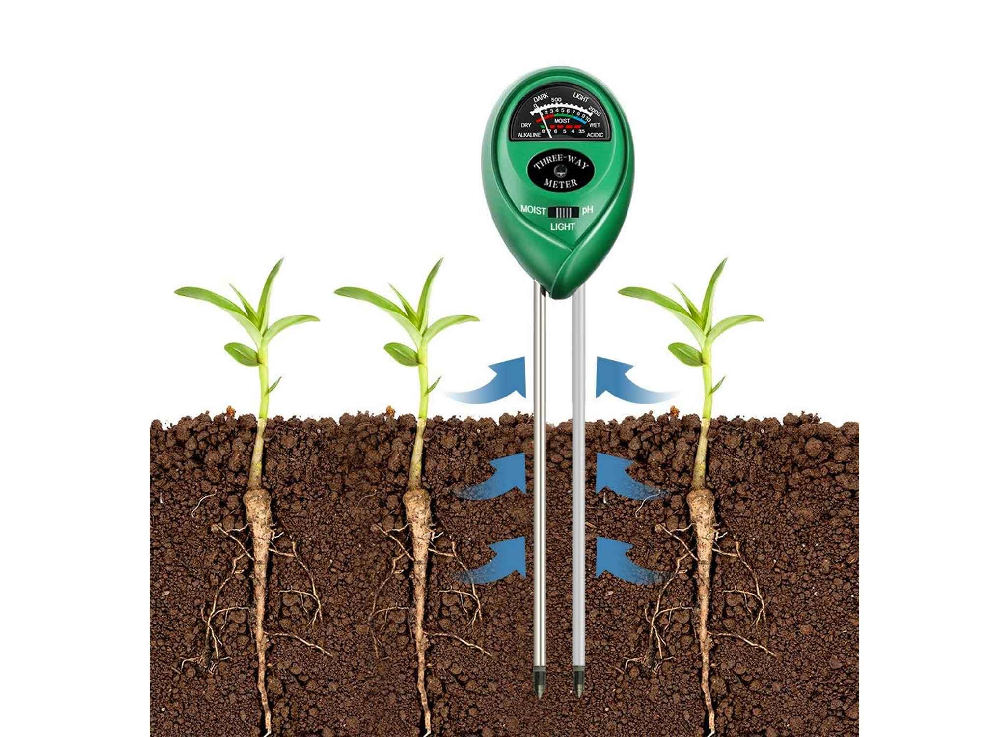 Atree soil meter