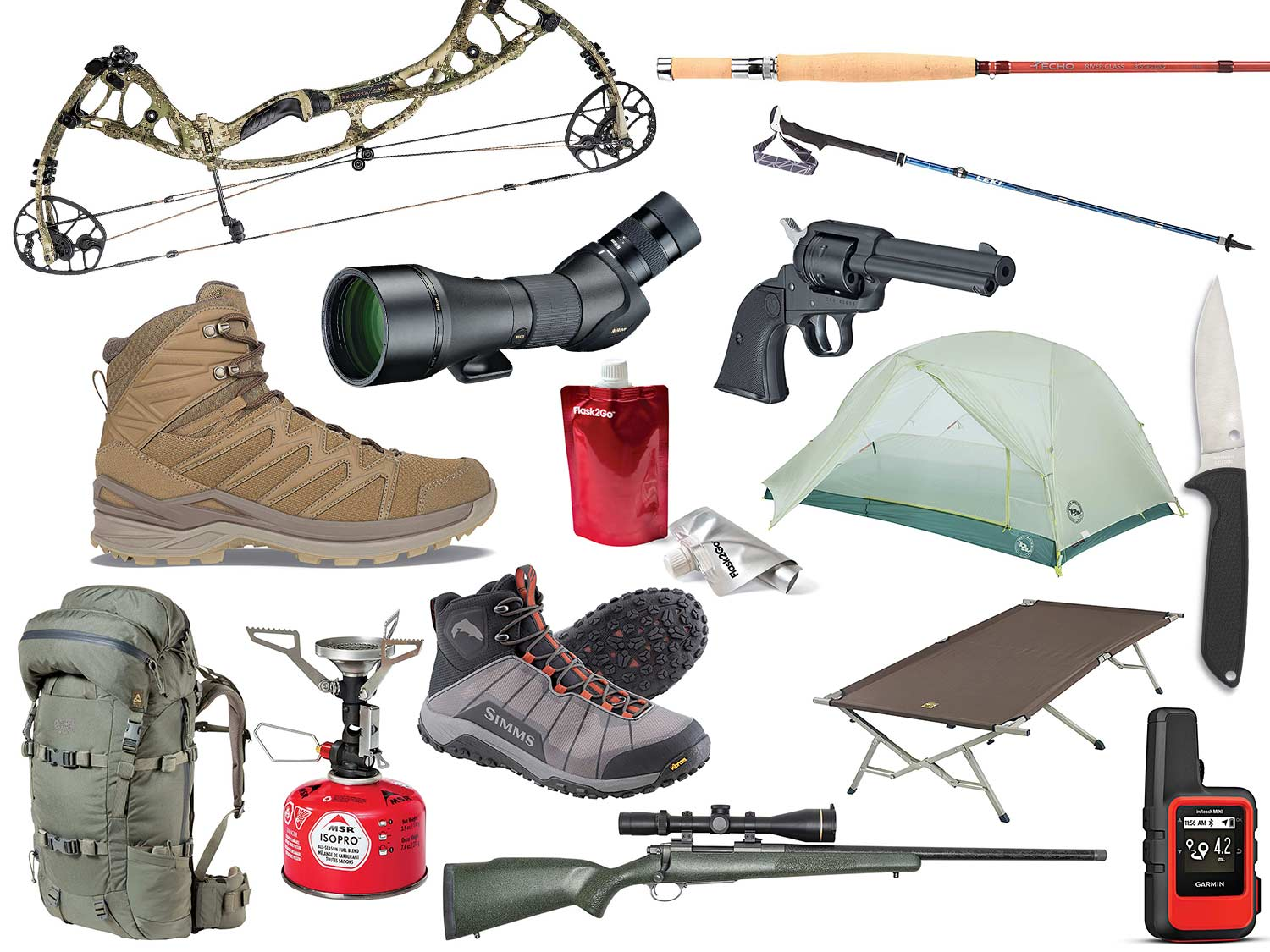 The Best Backcountry Hunting, Fishing, and Camping Gear of the Year