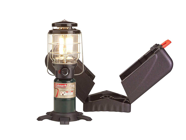 coleman deluxe perfect flow propane lantern