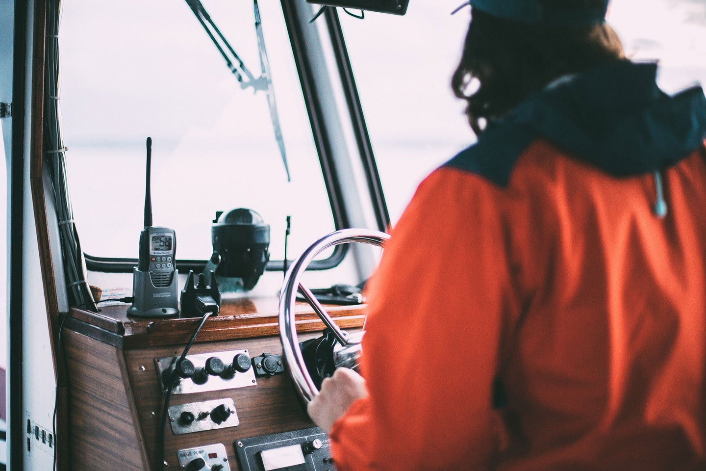 Three Questions To Ask When Buying A VHF Radio