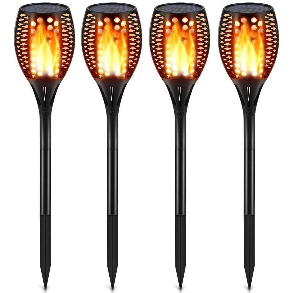 LED tiki torches
