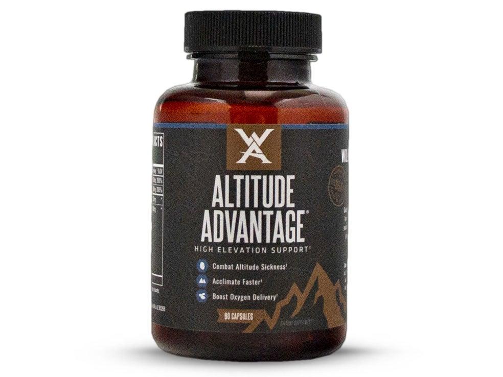 Wilderness Athlete Altitude Advantage