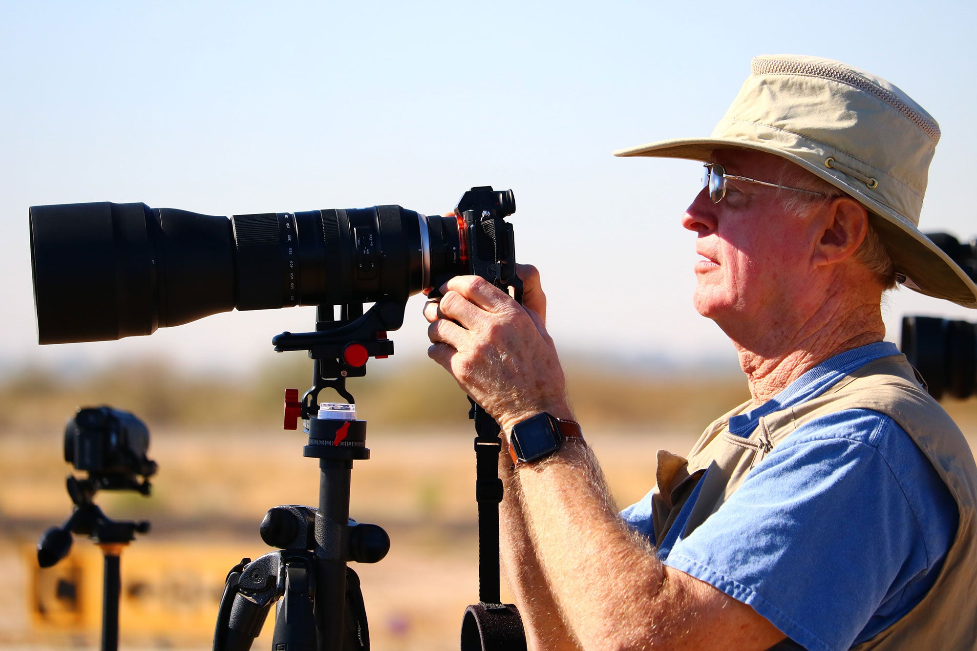 Three Things To Consider When Buying A Tripod