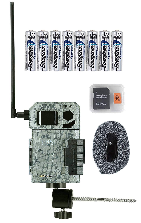 Spypoint Link Micro-V 4G Cellular Trail Camera