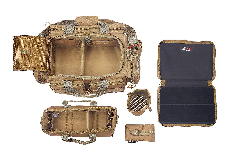 SXIII S13 Tactical Pistol Range Bag