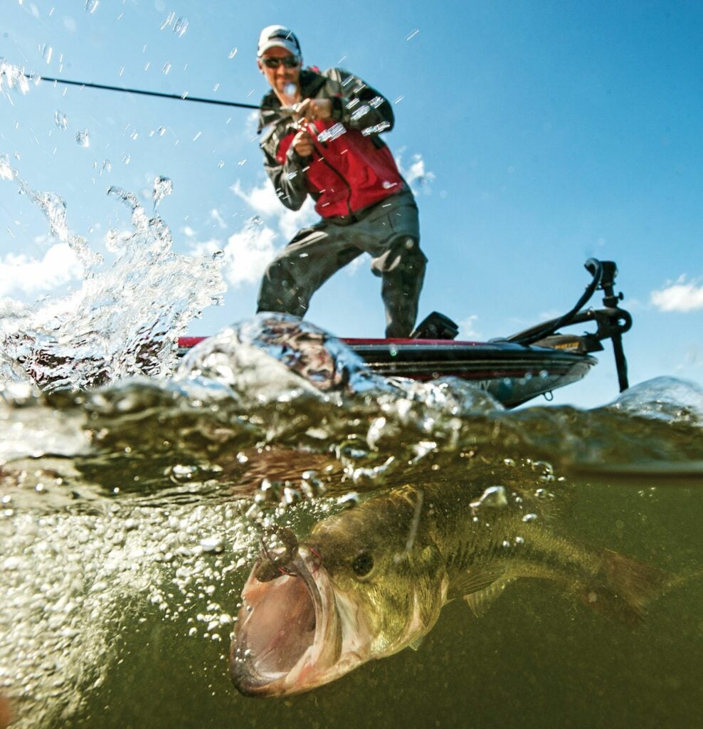 Huge bass are often lost because of simple angler mistakes.