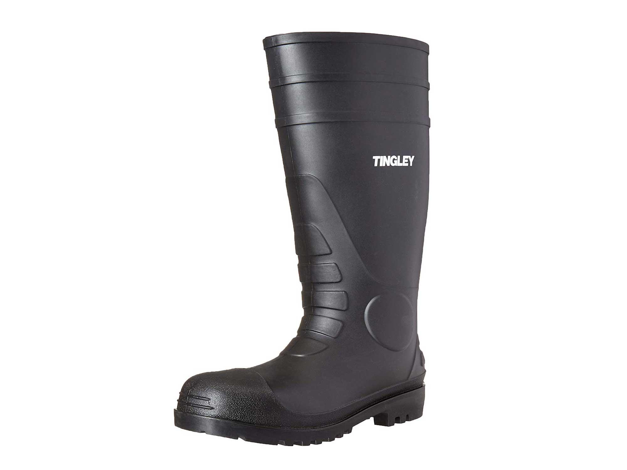 Tingley waterproof rubber boot