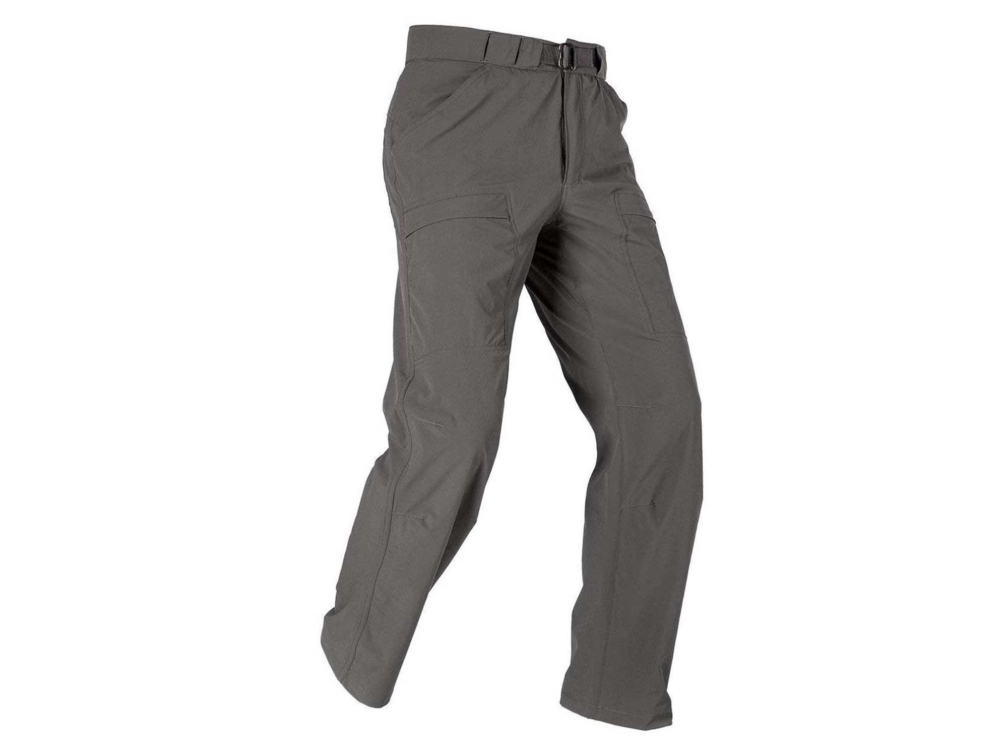 FREE SOLDIER Men's Outdoor Cargo Hiking Pants Lightweight Waterproof Quick Dry Tactical Pants