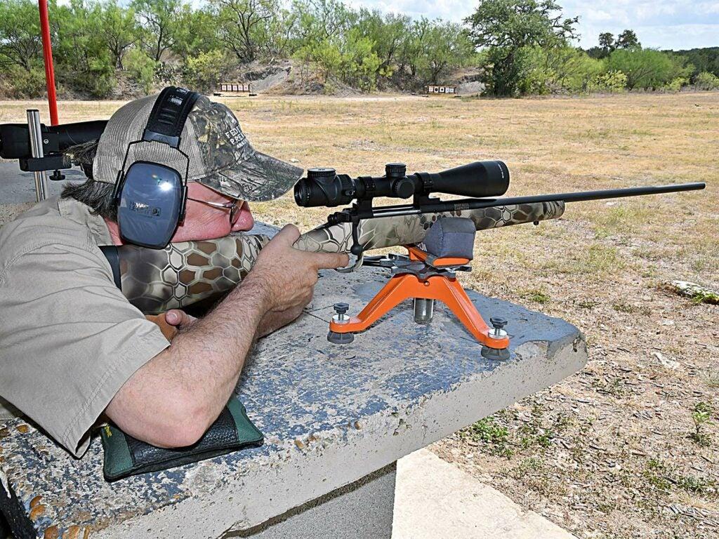 Kimber Hunter BC rifle