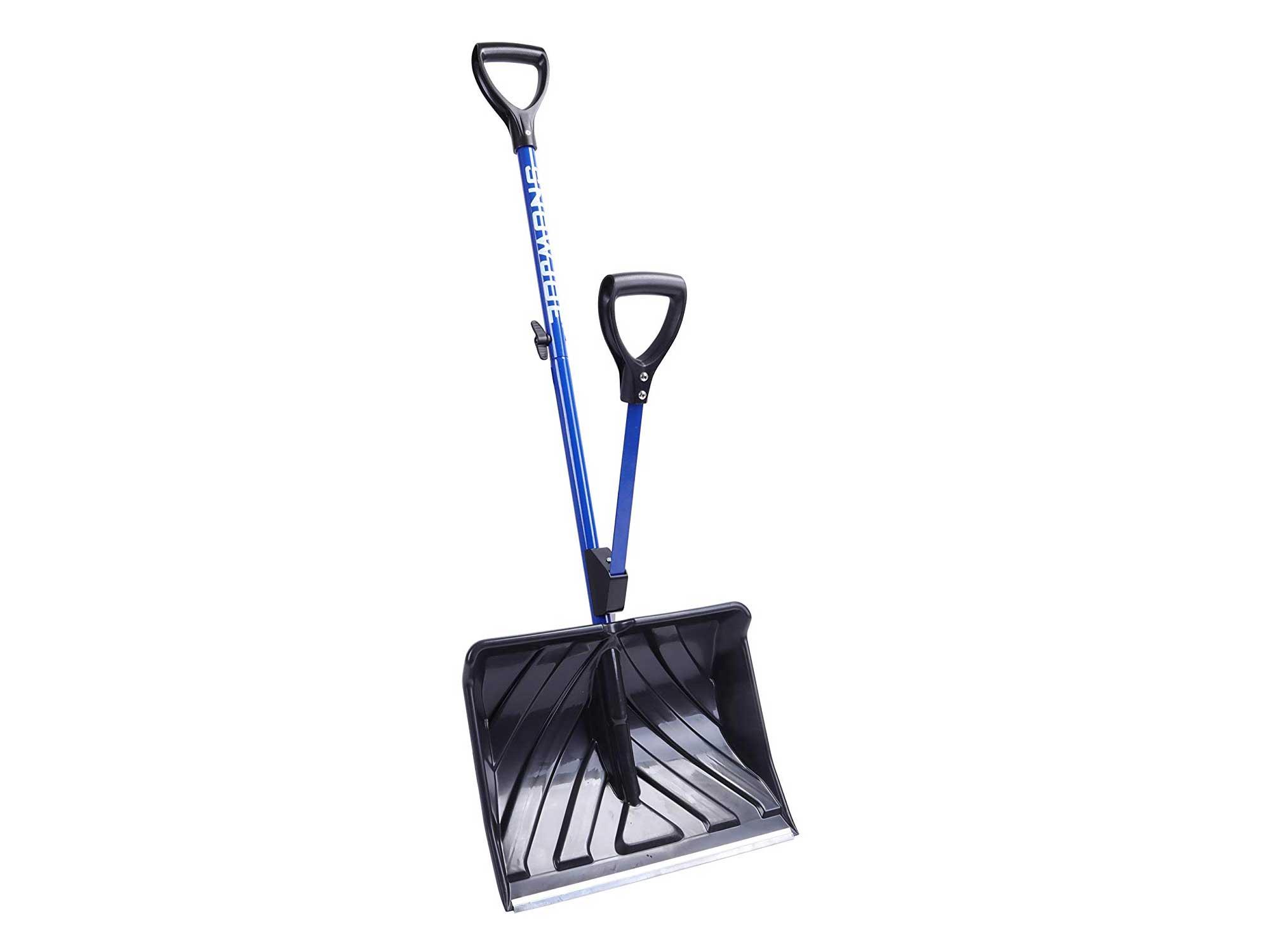 Snow Joe snow shovel