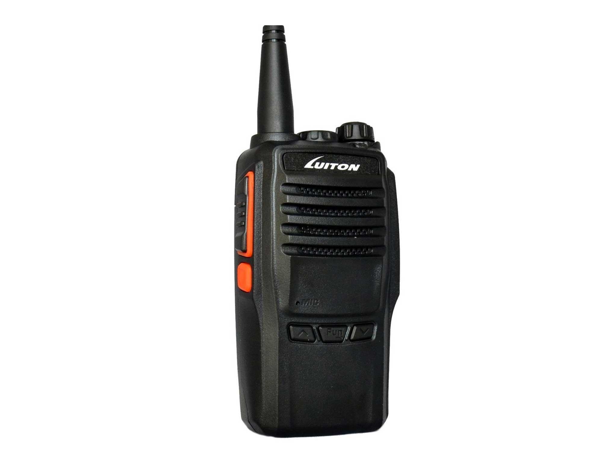 Luiton UHF radio