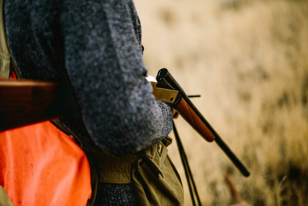Small-bore shotguns, like this Henry Single Shot .410, are surging in popularity.