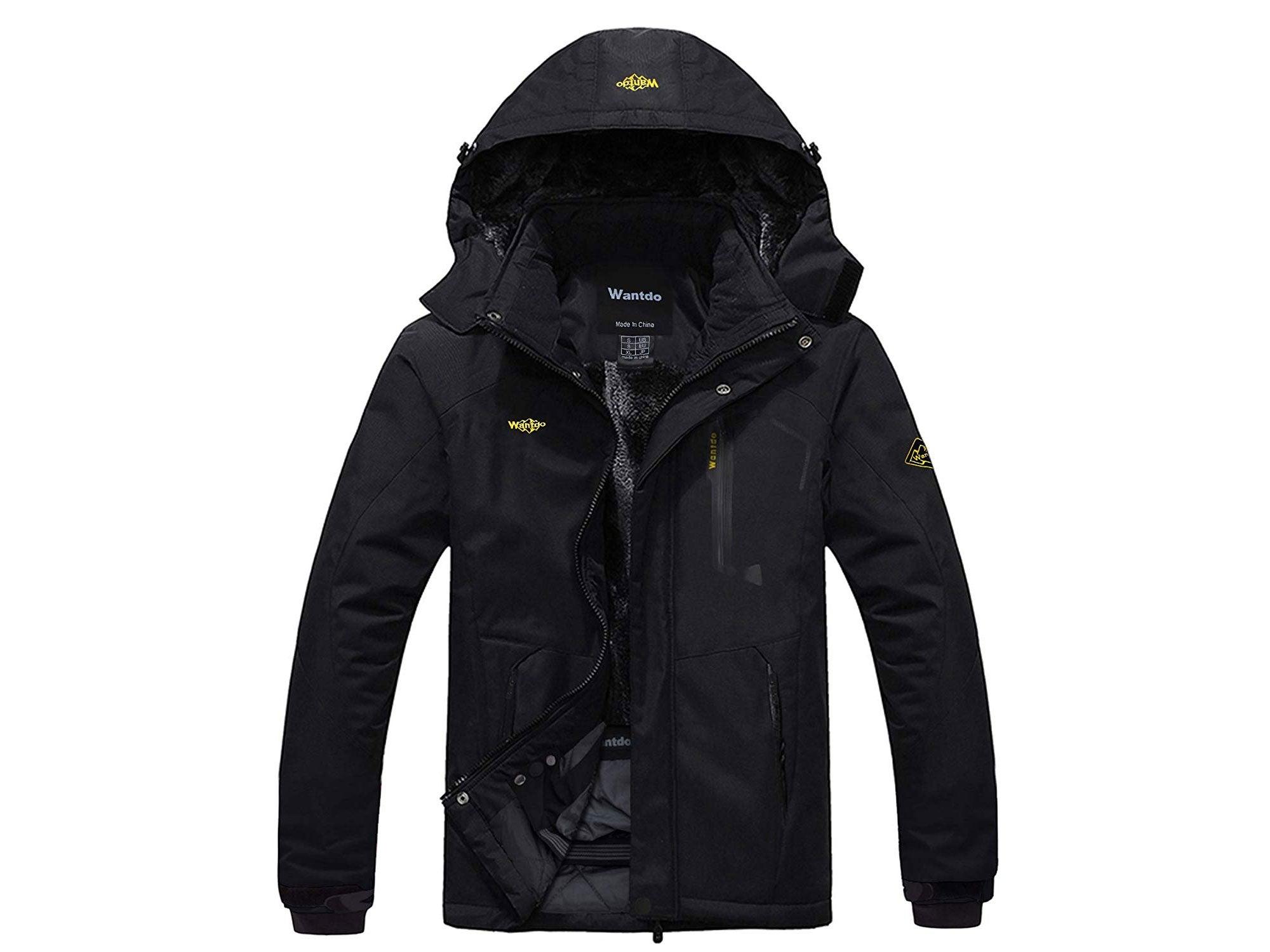 Wantdo heavy waterproof jacket