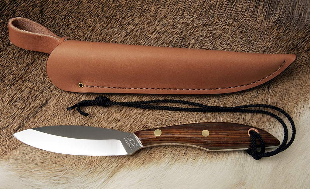 D.H. Russell Canadian Belt Knife