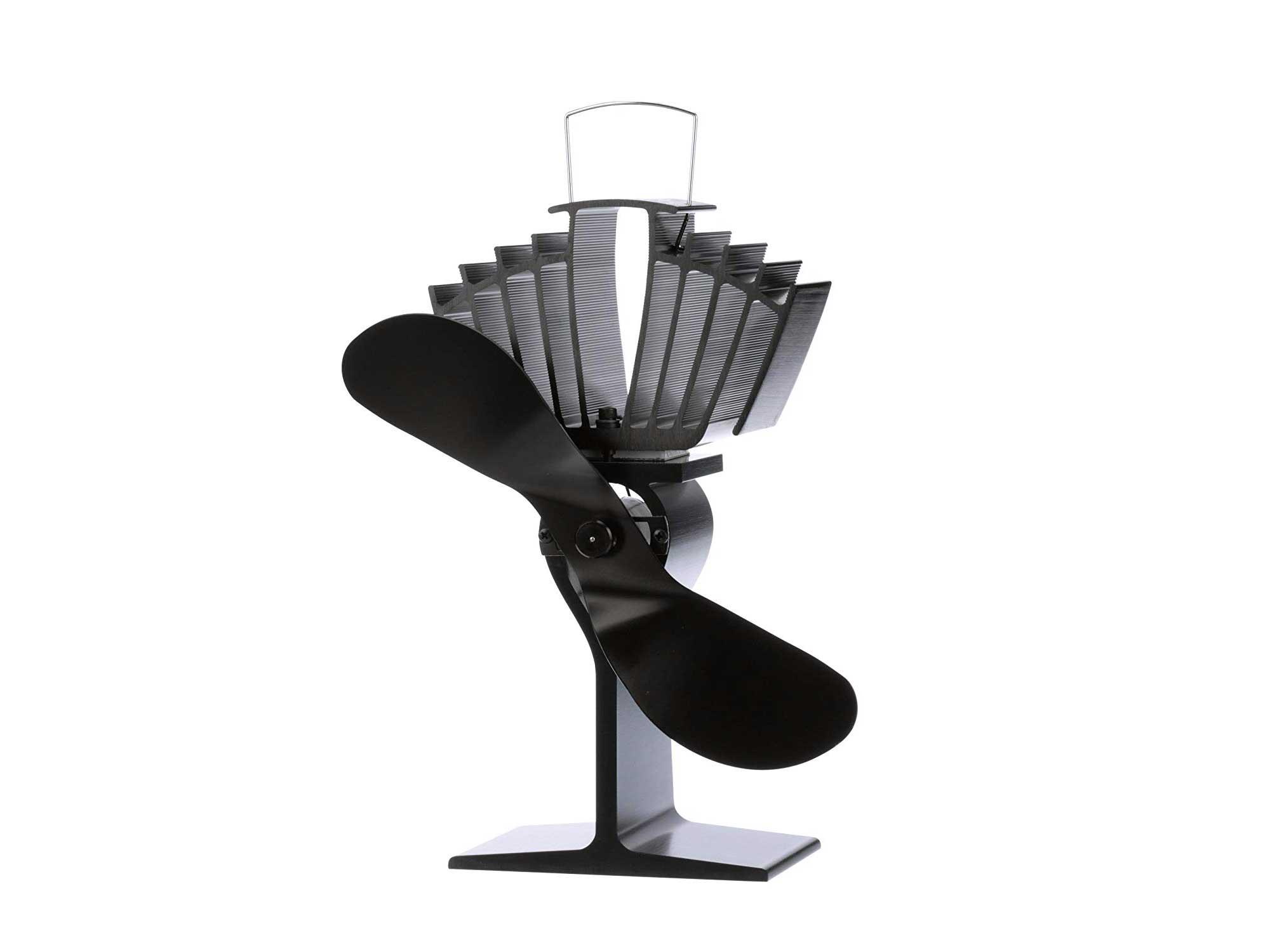 Ecofan stove fan