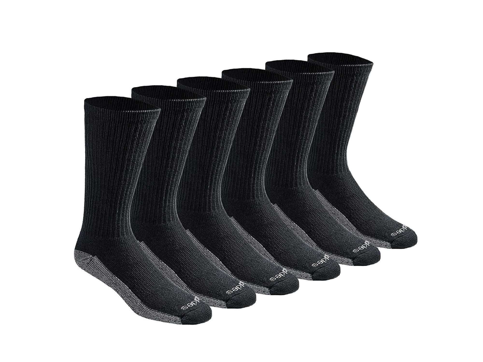 Dickies black thick socks