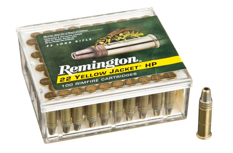 Remington Yellow Jackets