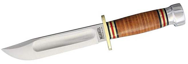 marbles ideal hunting knife