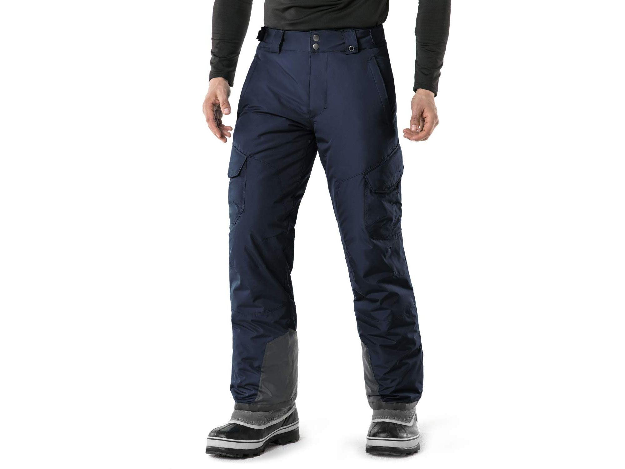 heavy-duty windproof pants