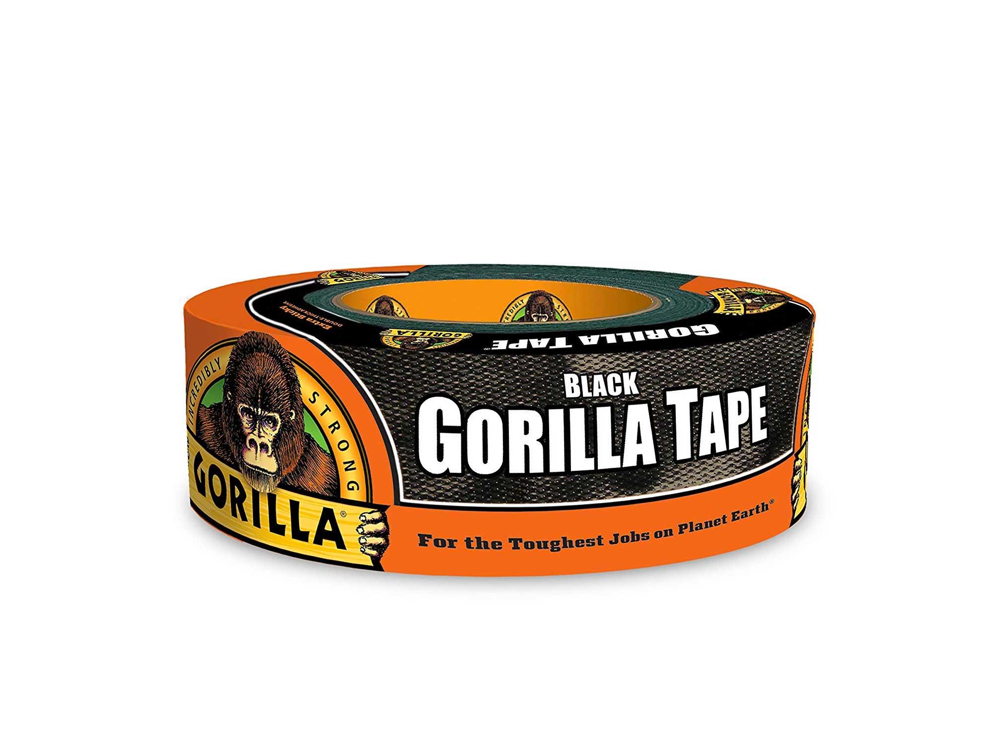 Black Gorilla duct tape