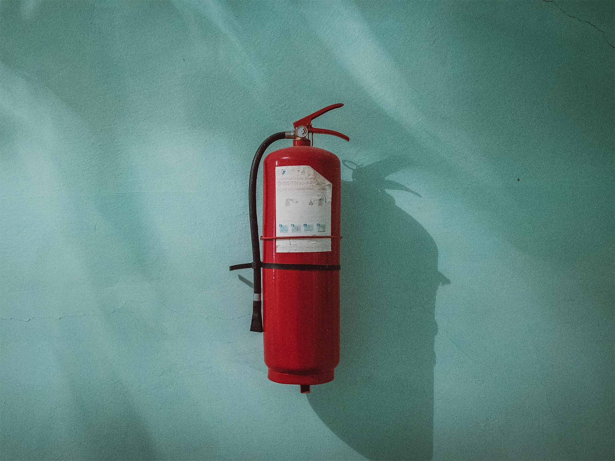 Three Things to Know Before You Buy a Fire Extinguisher