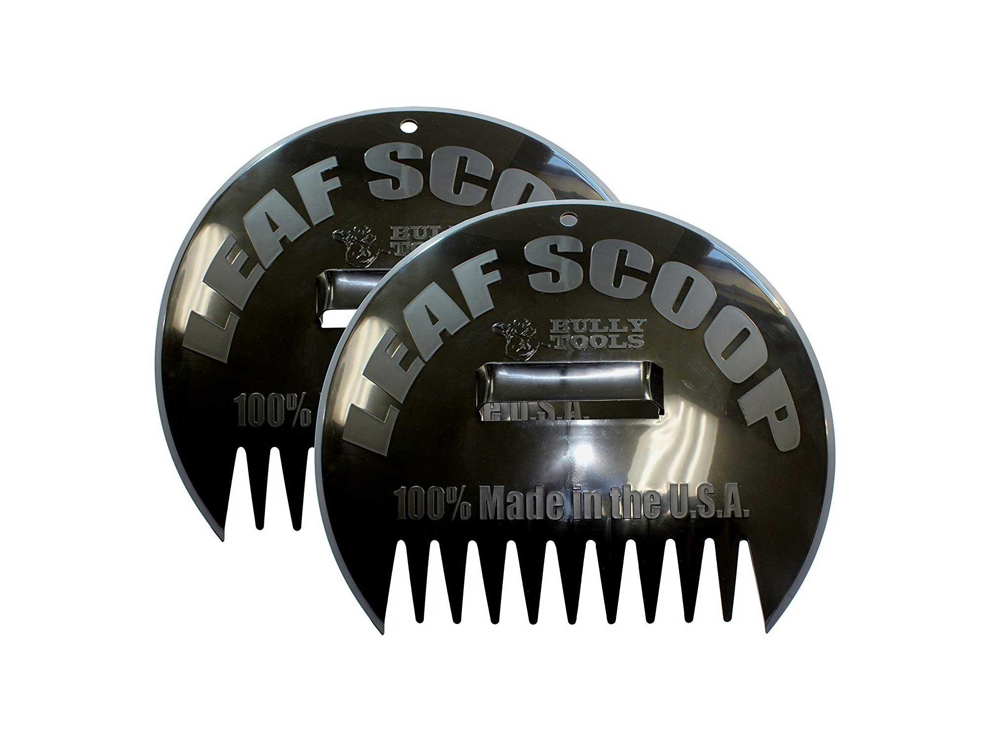 Bully Tools leaf scoop