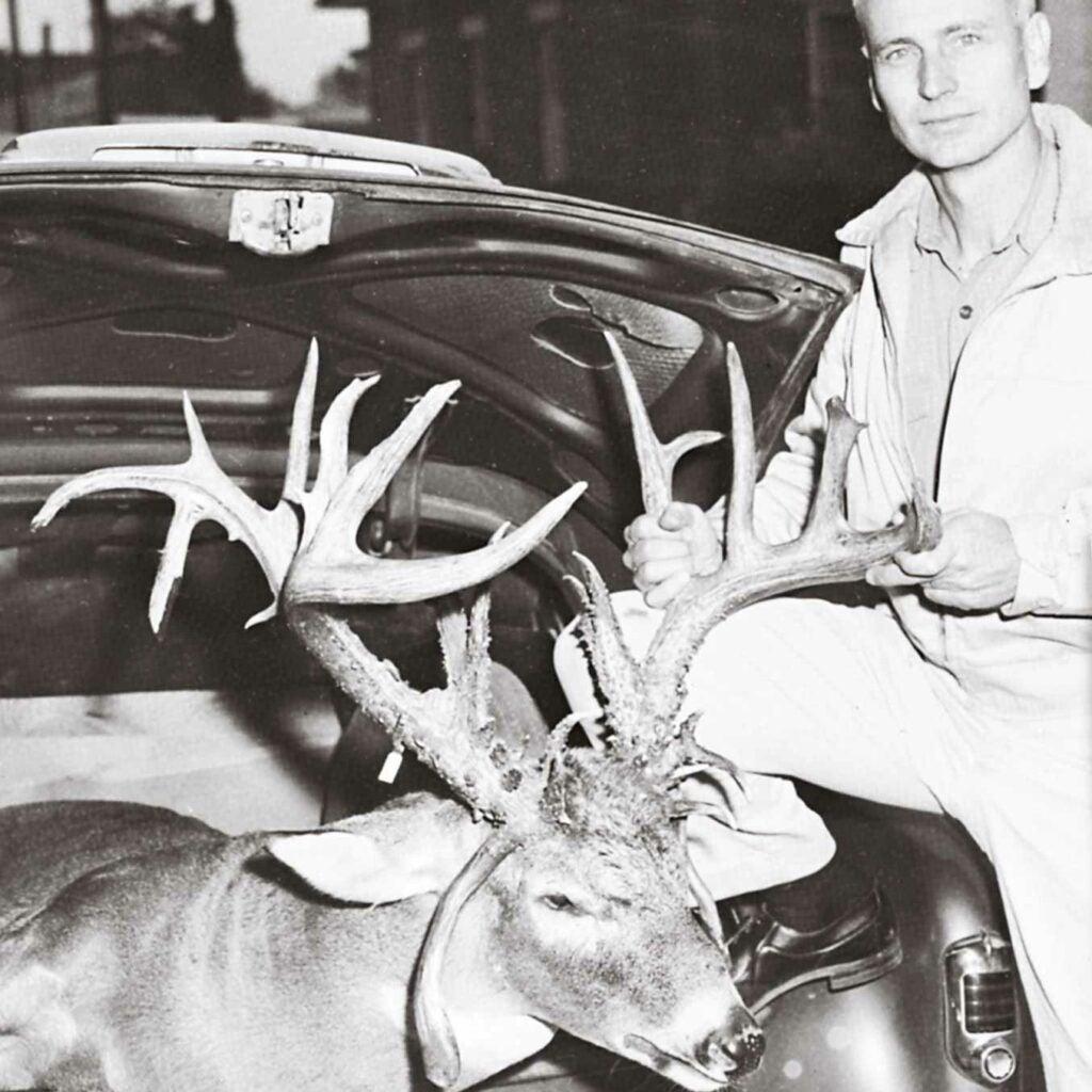 Del Austin's Nebraska buck