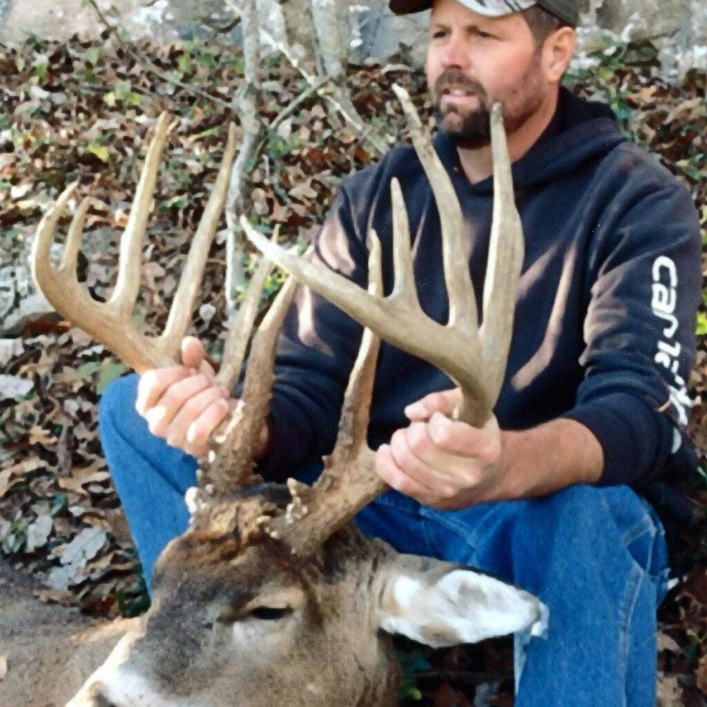 Stephen Young's Kentucky buck