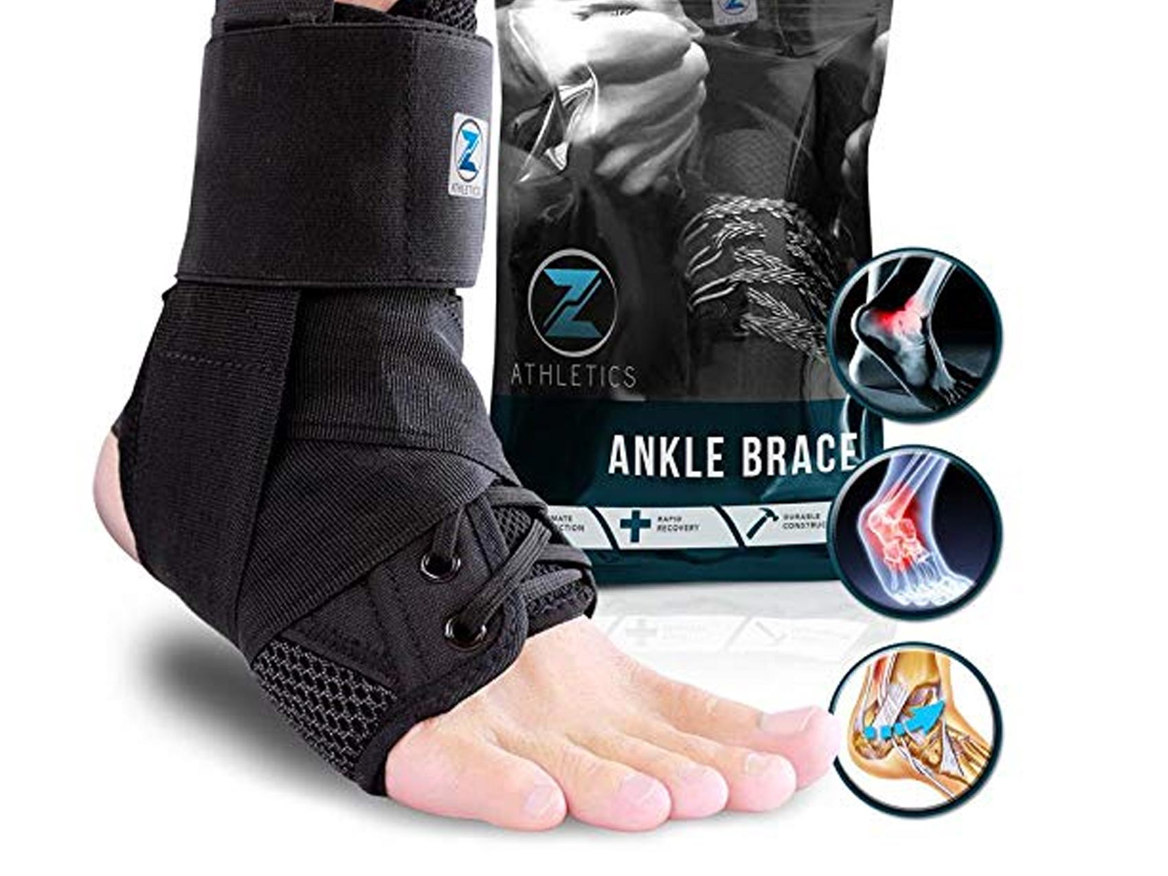 Zenith Athletics ankle brace